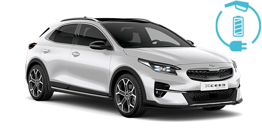 kia xceed plug-in hybrid trim